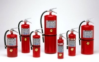 Multipurpose (ABC) Dry Chemical Fire Extinguisher